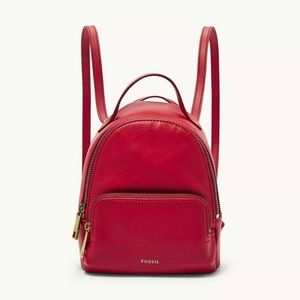 Fossil Maisie Mini Convertible Backpack Crossbody